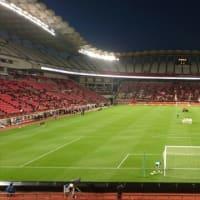 ナビスコ杯 GS 湘南ベルマーレ戦