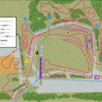 今日11月1日 ZOZOマリン隣 マウンテンバイクコースで  シンクロクロス 開催 #幕張クロス