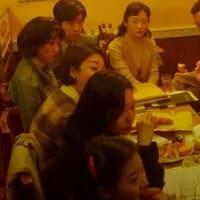 韓国映画で棒ドーナツ