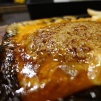 ステーキとハンバーグのさるーん 上越店 あこがれのチーズハンバーグ  新潟県上越市富岡(大字)539-2 パティオ