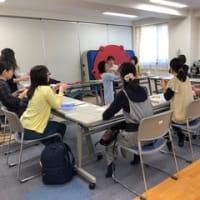 【開催報告】10月28日(月)水引アクセサリー作り@子育てサロン