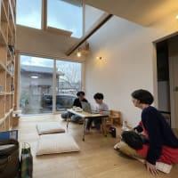 【ministock-09(terrace)】超えてる家-小さい二世帯住宅-