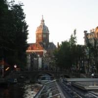 アムステルダム カナル・クルーズ