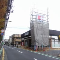 成城通りにココカラファイン