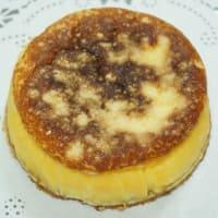 パルメザンチーズのチーズケーキ