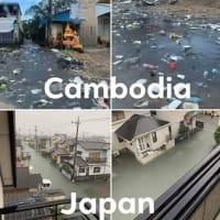 日本の台風被災で タイと隣国で驚いていることが …
