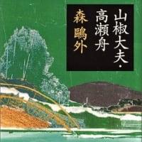 本と雑誌 48冊 『森鴎外 「山椒大夫・高瀬舟」』