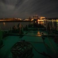 2021.5.10 阿田和沖の定置網(過去の写真)