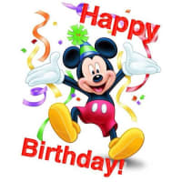 Happy Birthday Mickey !