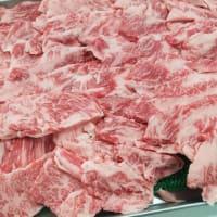 本日もBBQ用のお肉が人気