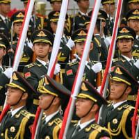 中国がアメリカと戦争できない理由