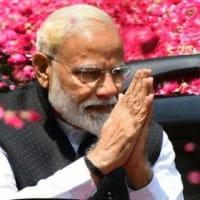 インド総選挙 与党圧勝 モディ首相続投へ