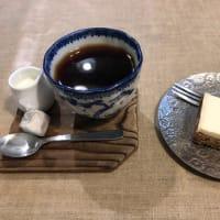 キャラメルチーズケーキとコーヒーでのんびり「カフェ エチカ」