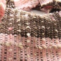 楽しい手織りでした