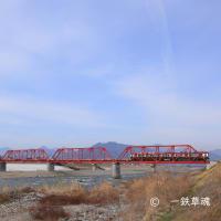明日への希望の赤い鉄橋