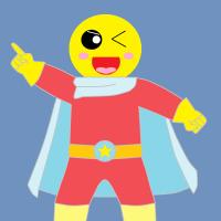 今回の月天ヒーローについて ヒーローの担当と星楽担当