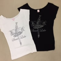 夏のTシャツ