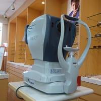 横浜 大口 糸川メガネ、最新型の視力検査器が導入されました!