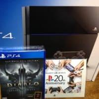 ひでぽん、PS4を買う。の巻