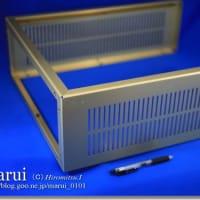 箱・BOX・ケースの放熱用穴加工
