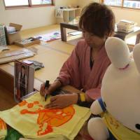 日本中を駆け巡るボランティアアーティストさんが来てくださいました🎵