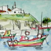 1995. サグレス漁港