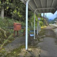 奈良県吉野郡川上村寺尾の風景