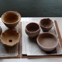 今年最初の陶芸は・・・
