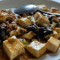 山椒ビリリの麻婆豆腐が美味しい in 華香亭本店