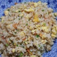 11月22日  トマト玉炒飯&海老カツ弁当