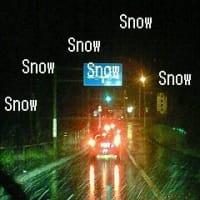 311207 雪が降る、ってか吹雪