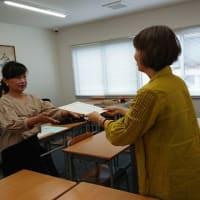 9月30日(月)<日本語教師養成講座>第2期 修了式