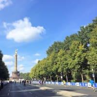 2021年9月 ベルリン・マラソン その1