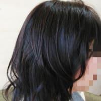 部分ウィッグでサイズは同じでも異なるヘアスタイルづくり