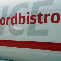 ドイツ ドイツ鉄道 ICE の子ども用車内 🚅
