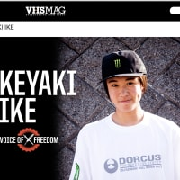 VHS MAG. [VIOCE OF FREEDOM]に池慧野巨(いけ けやき)が登場