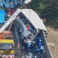 軽井沢スキーバス事故、初公判。