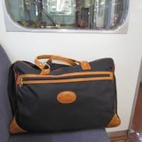 ジイサンの今日のバッグ「ロンシャン・トラベラー」