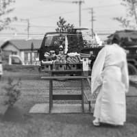 愛媛で地鎮祭