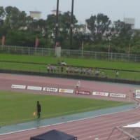2012年8月(全島1万人サッカーまつり)藤枝MYFCの応援