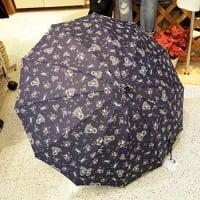 ダヤンの雨傘2021年バージョン! @nara_mise