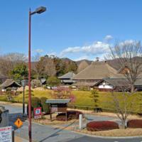 日本最古の学校 史跡足利学校