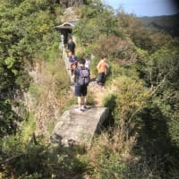 【天空の石橋 無明橋ツアー】に参加してきました。その5。