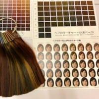 パーソナルカラー別・似合うヘアカラー~サマー・ウィンターのブルーベースさん編