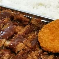 最強の弁当を求めて、第3段  大阪 とんかつ弁当