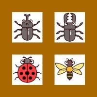 虫・昆虫1(ミニカット)