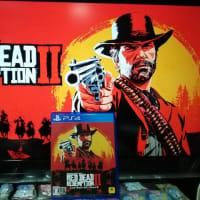 PS4ゲーム『レッド・デッド・リデンプション 2』クリアしました。(トロコンする為には相当やり込まないと・・・無理!)
