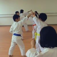 7/20 西区 福井空手クラブ 南区 澄川空手クラブ