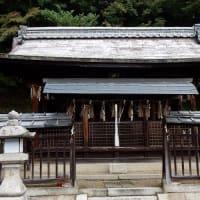 山城の神社・・・宇治市菟道・厳島神社(いつくしまじんじゃ)