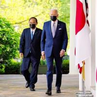 バイデン大統領の「台湾明記」要求丸のみ…菅訪米の「致命的ミス」 2021/05/13 07:00 AERA dot.